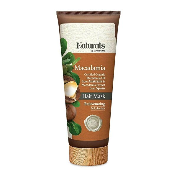 Macadamia Hair Maske 200f