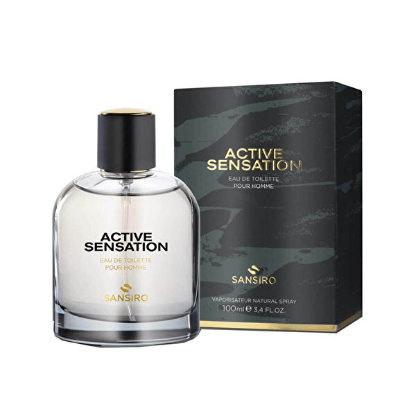 Active Sensation Erkek Edt 100ml