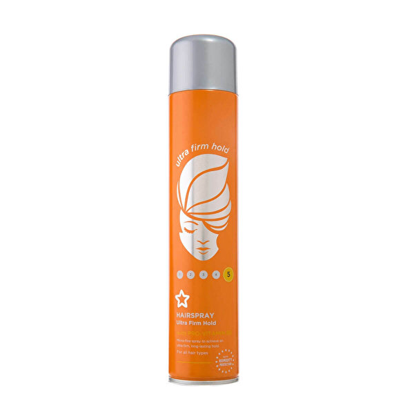 Ultra Firm Hair Spray 450ml