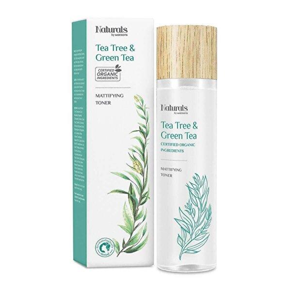 Tea Tree and Green Tea Matlaştırıcı Tonik 150 ml