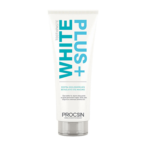 White Plus Diş Macunu 80 ml