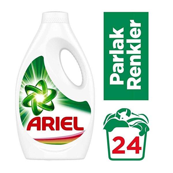 Parlak Renkler Sıvı Deterjan 24 Yıkama