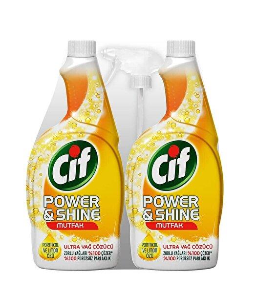Power & Shine Mutfak Temizleyici 750 ml 2 Adet