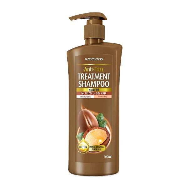 Argan Oil Anti-Frizz Treatment Şampuan 400ml