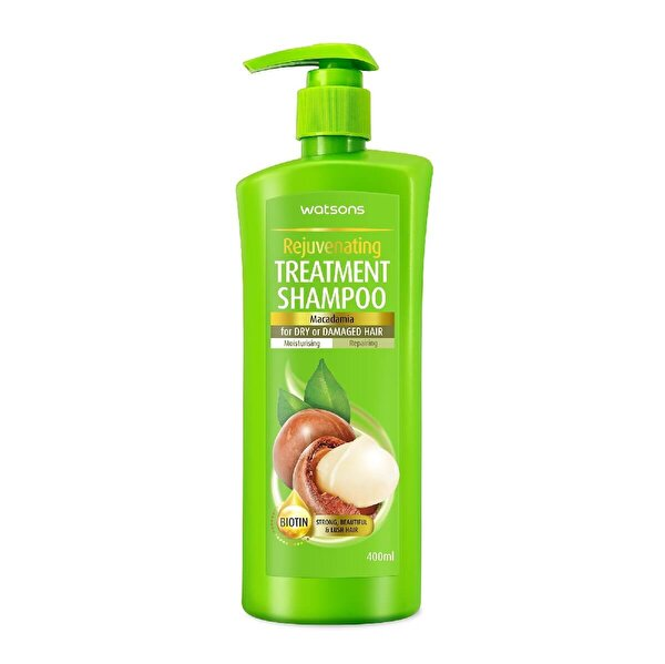 Macadamia Treatment Şampuan 400ml