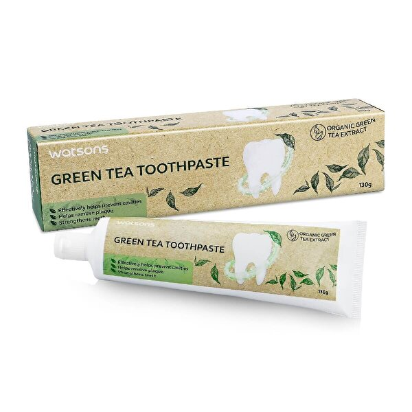 Green Tea Toothpaste Diş Macunu 130g