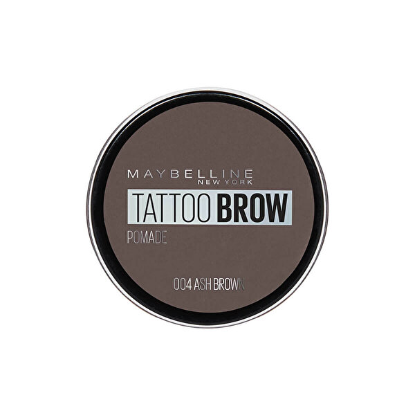 Tattoo Brow Kaş Pomadı - 04 Ash Brown (Koyu Ton)