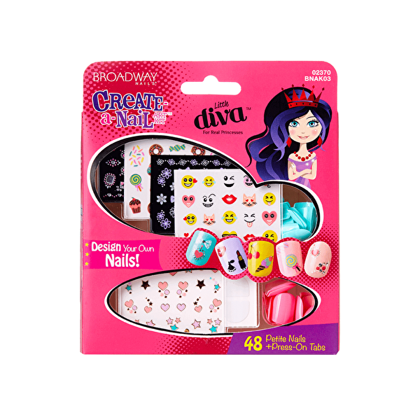 Nails Create A Nail Art Kit
