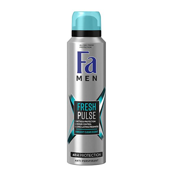 Fresh Pulse Erkek Deodorant 150 ml