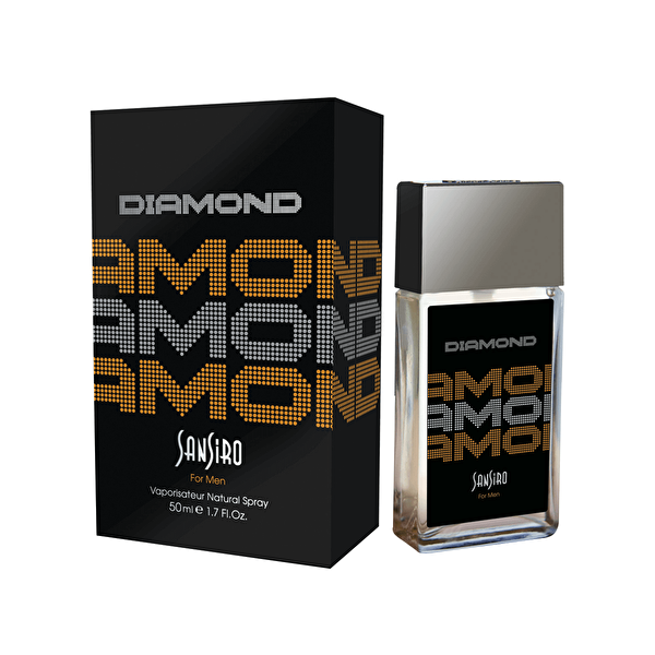 Diamond Black Erkek Edt 50 ml