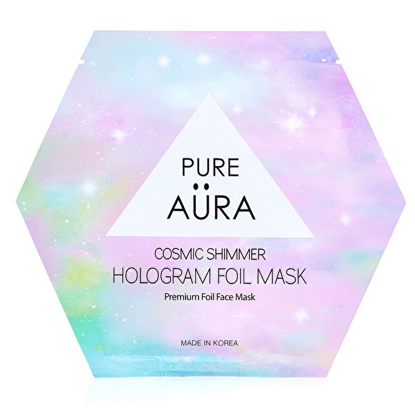 Cosmic Shimmer Hologram Foil Sheet Yüz Maskesi