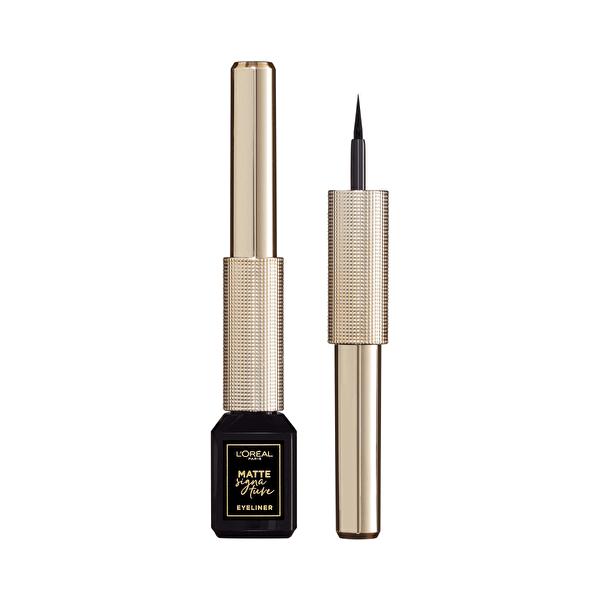 Matte Signature Eyeliner  01 Ink - Siyah