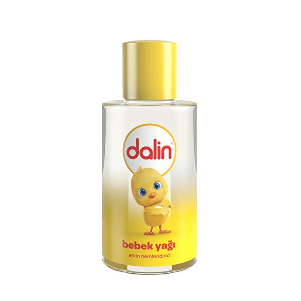 Bebe Yağı Mini Boy 50 ml