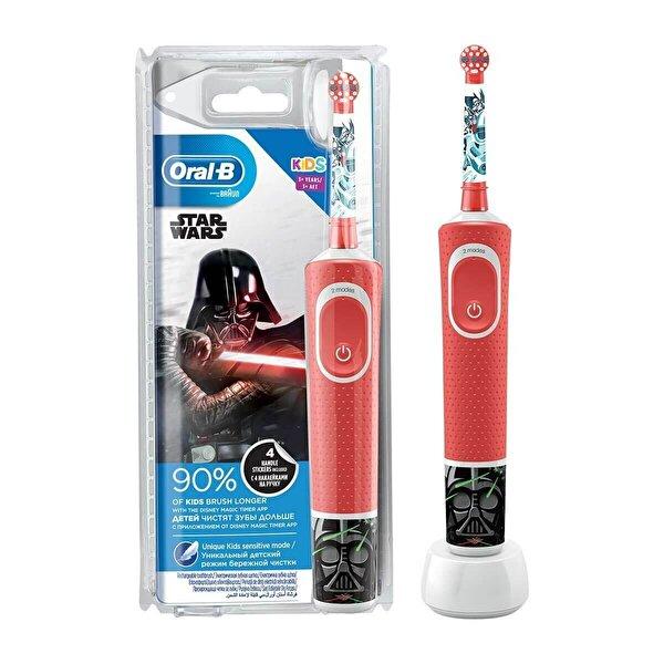 Çocuklar İçin Şarj Edilebilir Diş Fırçası Star Wars Özel Seri