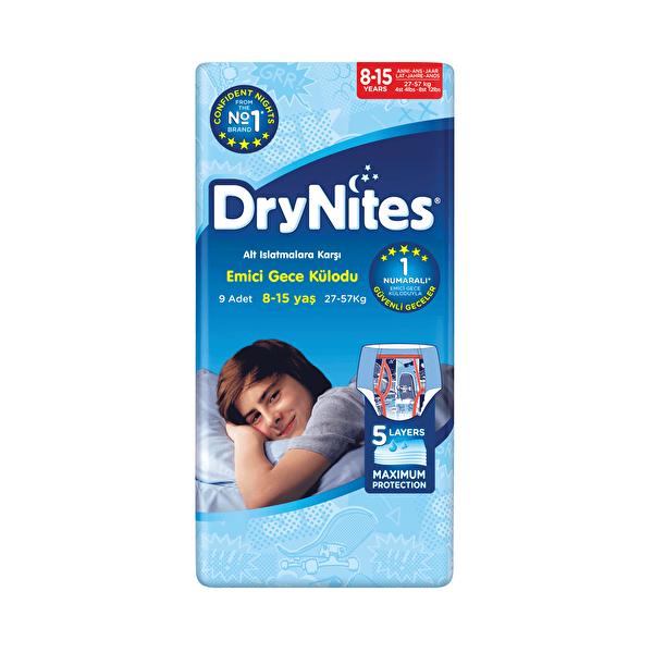 Drynites Büyük Erkek 8-15 Yaş 9 Adet