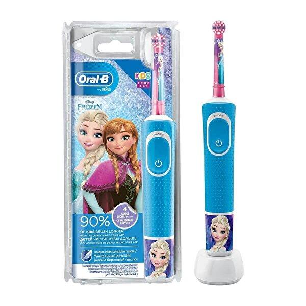 Frozen Şarjlı Diş Fırçası Stages Power D12