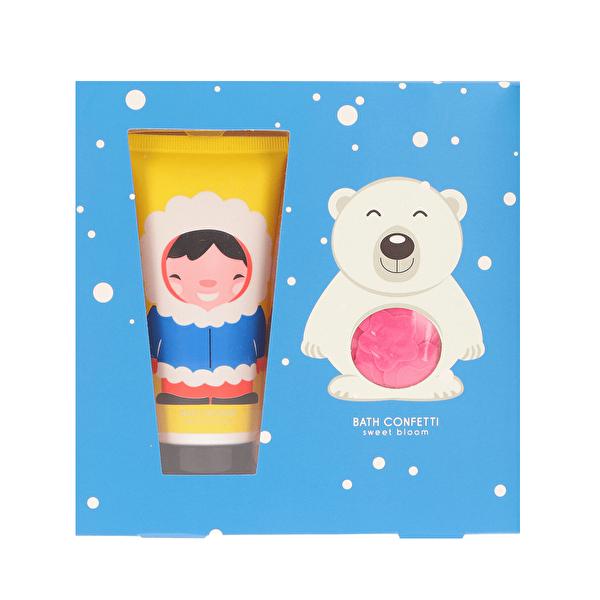 Polar Friends Duş Seti