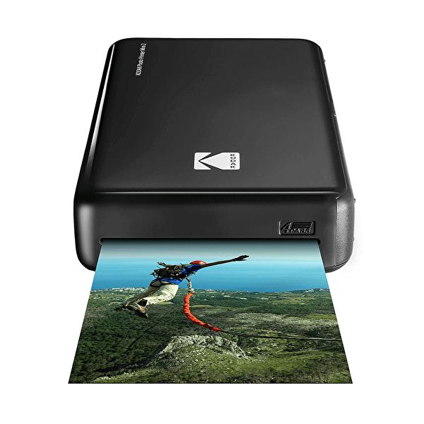 PM-220 Mini Siyah 2 Kablosuz Taşınabilir Fotoğraf Yazıcısı