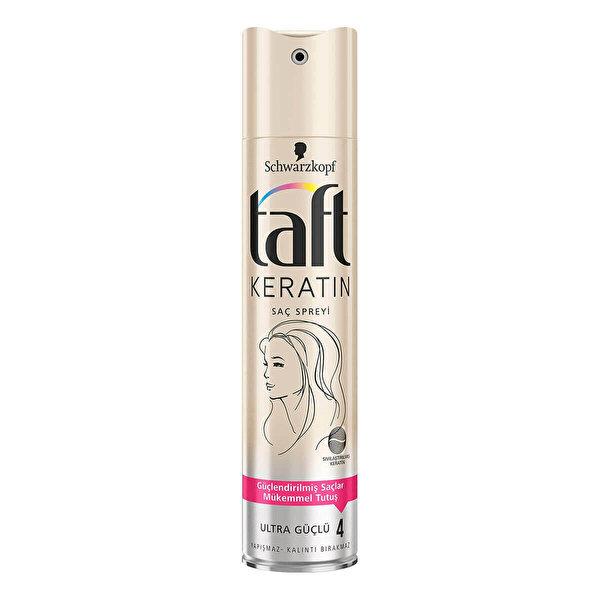 Keratin Sprey 250 ml