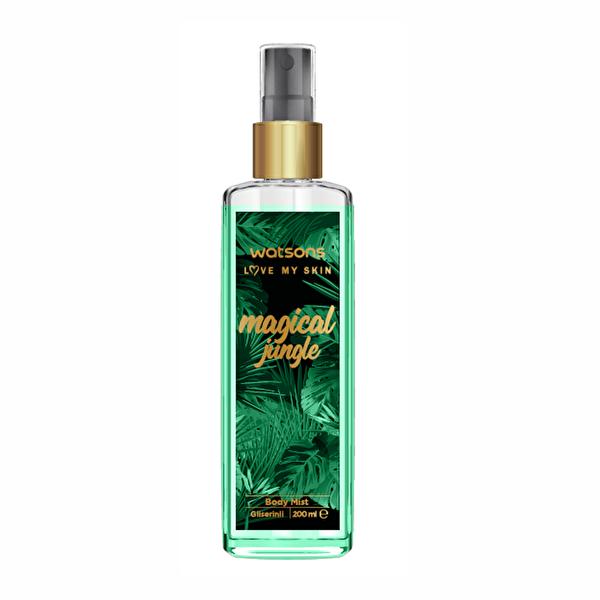 Magical Jungle Vücut Spreyi 200 ml