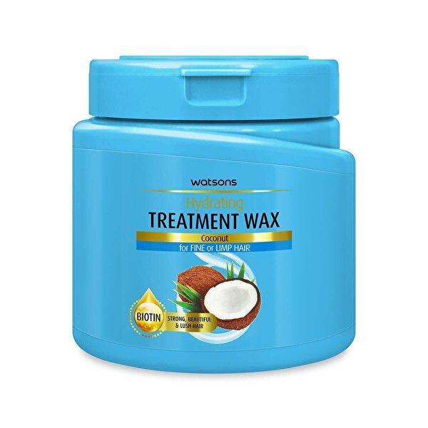 Hydrating Coconut Treatment Wax 500 ml