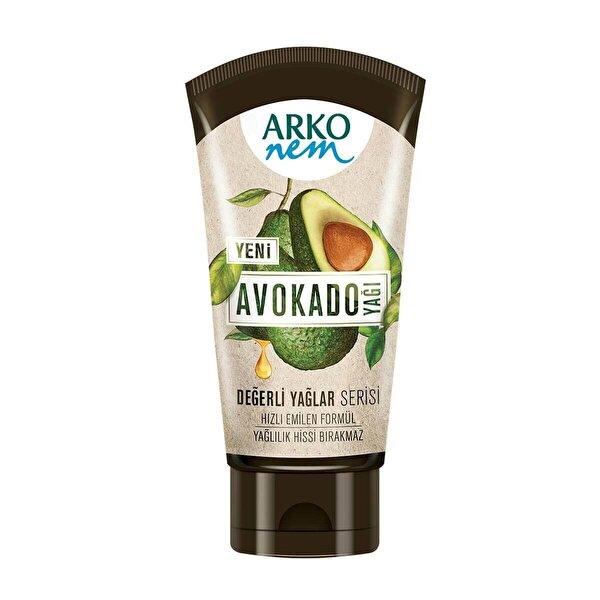 Nem Değerli Yağlar Avokado El ve Vücut Kremi 60 ml