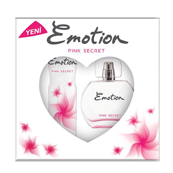 Pink Secret Parfüm EDT ve Deodorant Seti