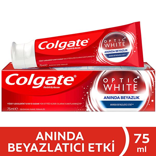 Optic White Anında Beyazlık Diş Macunu 75 ml