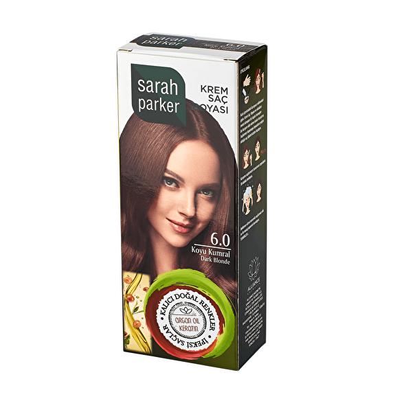 Koyu Kumral Krem Saç Boyası 6.0