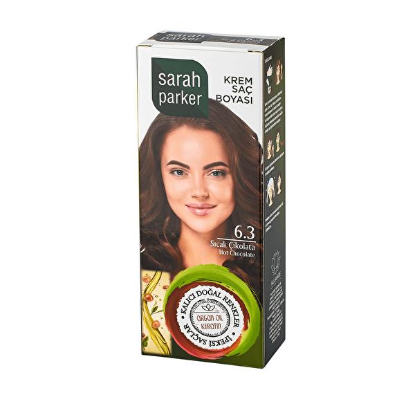 Sıcak Çikolata Krem Saç Boyası 6.3