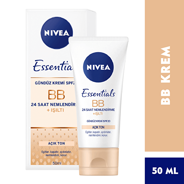 BB Cream Light 50 ml