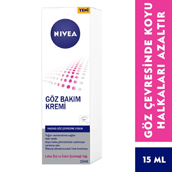 Günlük Göz Bakım Kremi 15 ml
