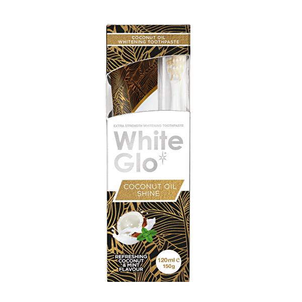Coconut Oil Beyazlatıcı Diş Macunu 120 ml