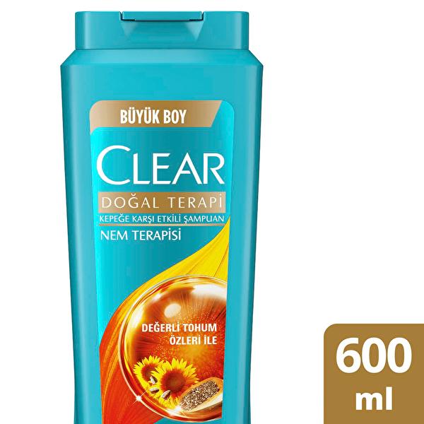 Nem Terapisi Saç Bakım Şampuanı 600 ml