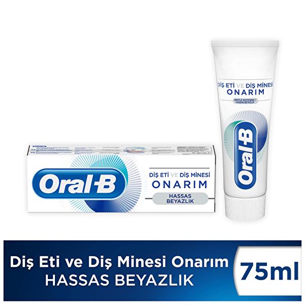 Onarım Hassas Beyazlık Diş Macunu 75 ml