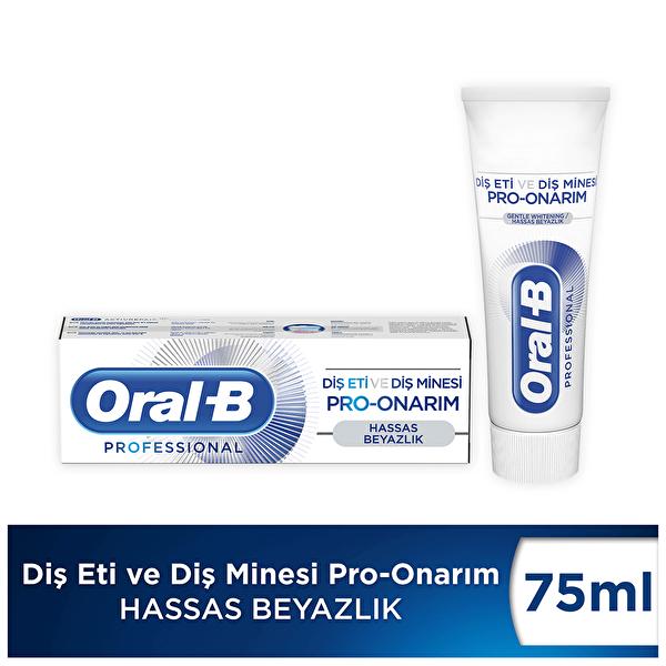Pro Onarım Hassas Beyazlık Diş Macunu 75 ml