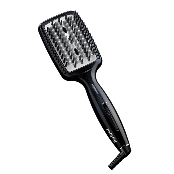 Isıtmalı Düzleştirici Saç Fırçası HSB101E