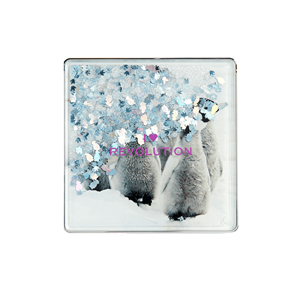Snow Globe Penguin   Far Paleti