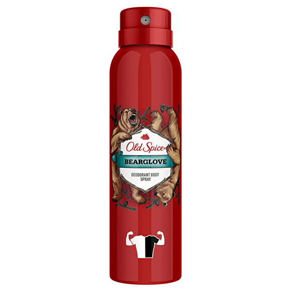 Bearglove Deodorant 150 ml
