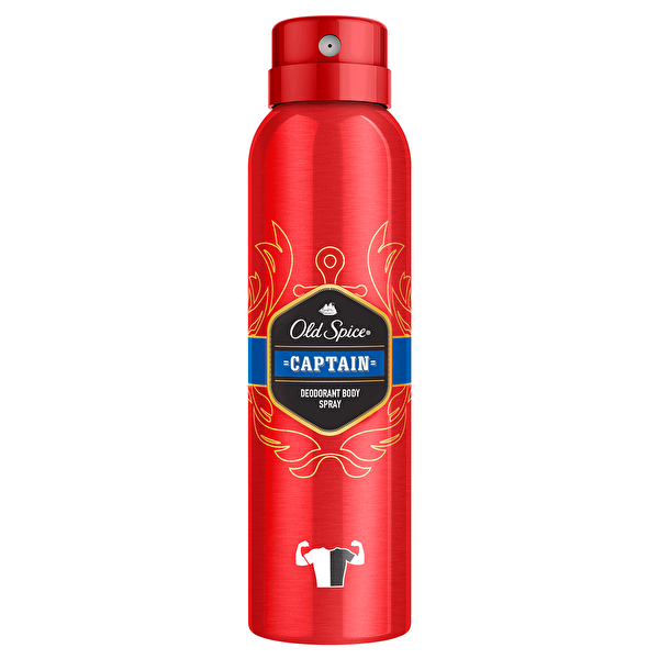 Captain Deodorant 150 ml