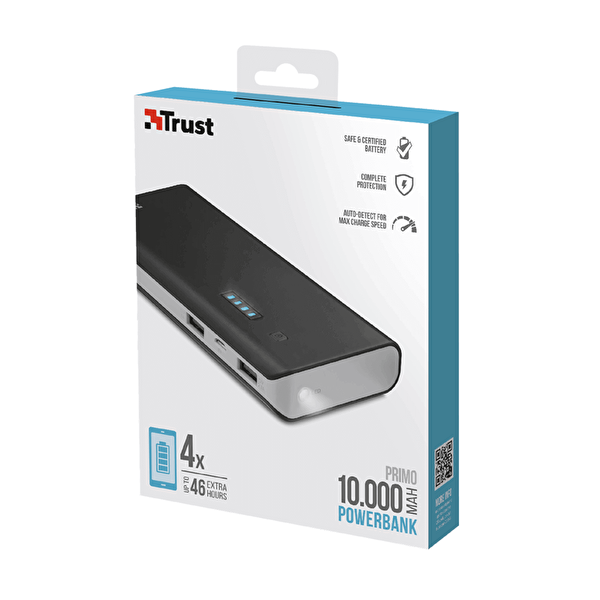 Primo Powerbank 10000 Mah