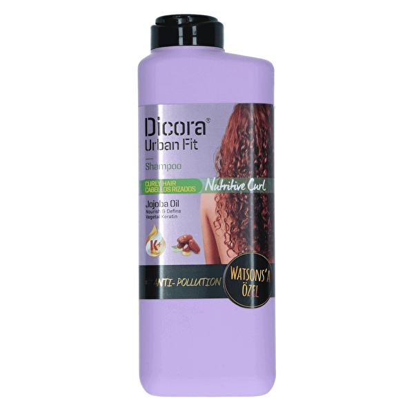 Kıvırcık Saçlar için Şampuan 400 ml