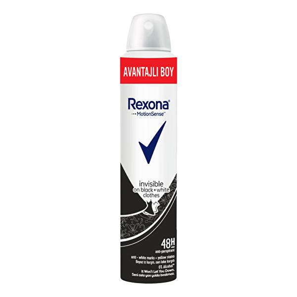 Invisible Black and White Kadın Deodorant 200 ml