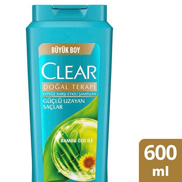 Güçlü Uzayan Saçlar İçin Şampuan 600 ml