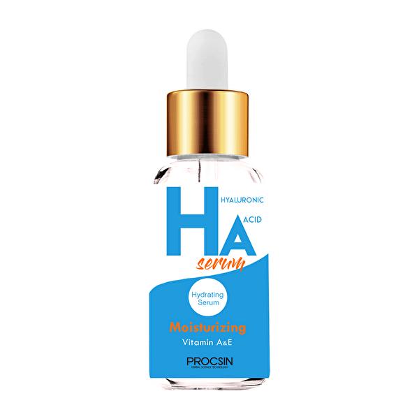 Hyaluronic Asit Yüz Serumu 22 ml