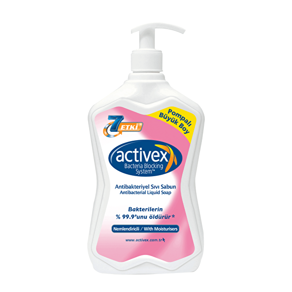Antibakteriyel Nemlendirici Sıvı Sabun 700 ml