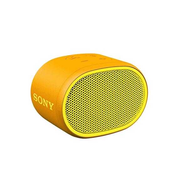 SRS-XB01 Bluetooth Hoparlör Sarı