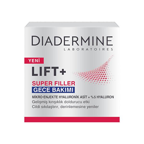 Lift+ Superfiller Gece Kremi 50ml