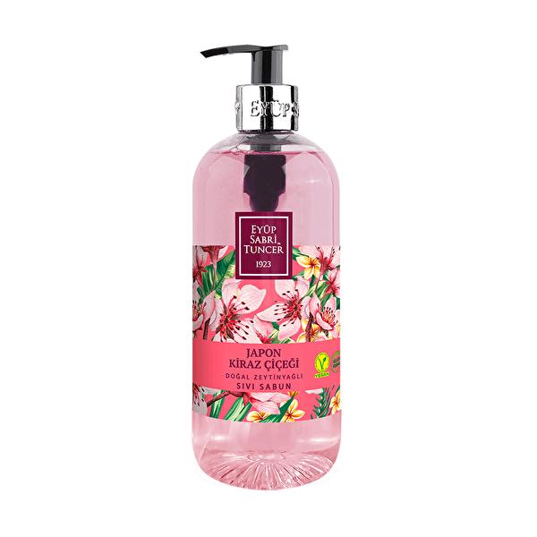 Japon Kiraz Çiçeği Sıvı Sabun 500 ml