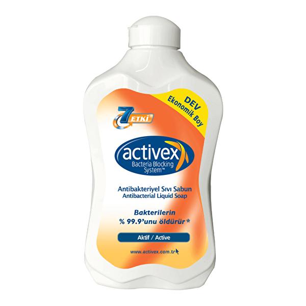 Antibakteriyel Aktif Sıvı Sabun 1,5 L